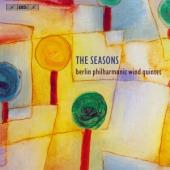 Album artwork for The Seasons - 20th-Century Music for Wind Quintet