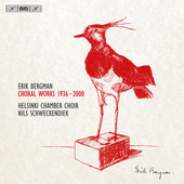 Album artwork for Erik Bergman: Choral Works (1936-2000)