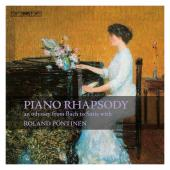 Album artwork for Piano Rhapsody / Pontinen