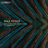 Album artwork for REGER: ORCHESTRAL WORKS
