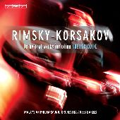 Album artwork for Rimsky-Korsakov: Orchestral Works