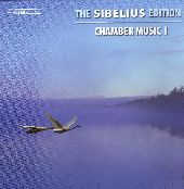Album artwork for THE SIBELIUS EDITION - CHAMBER MUSIC 1
