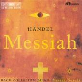 Album artwork for Handel: Messiah - Bach Collegium / Suzuki