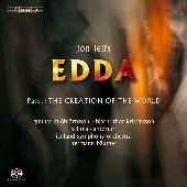 Album artwork for LEIFS: EDDA - PART 1: THE CREATION OF THE WORLD
