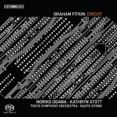 Album artwork for Graham Fitkin: Circuit