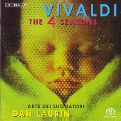 Album artwork for VIVALDI - THE FOUR SEASONS