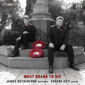 Album artwork for Most Grand to Die / Rutherford, Asti