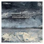 Album artwork for Stenhammar - String Quartets Nos. 3, 4 / Stenhamme