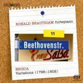 Album artwork for Beethoven: Piano Variations / Brautigam Vol. 11