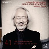 Album artwork for Bach: Cantatas Vol. 41 / Suzuki