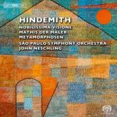 Album artwork for Hindemith: Orchestral Works