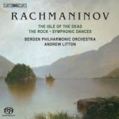 Album artwork for Rachmaninov - Symphonic Dances; The Isle of the De