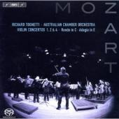 Album artwork for Mozart: Violin Concertos II