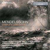 Album artwork for Mendelssohn: Complete Concertos