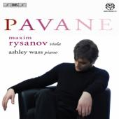 Album artwork for Pavane, Music for Viola / Rysanov