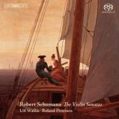 Album artwork for Schumann: The Violin Sonatas
