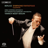 Album artwork for Berlioz: Symphonie Fantastique / Nezet Seguin