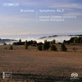 Album artwork for Bruckner: Symphony No.2 / Dausgaard