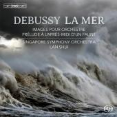 Album artwork for Debussy: La Mer / Singapore Symphony, Shui
