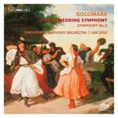 Album artwork for Goldmark - Rustic Wedding Symphony