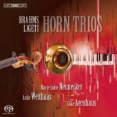 Album artwork for Brahms & Ligeti: Horn Trios