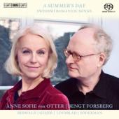 Album artwork for A Summer's Day, Swedish Romantic Songs / von Otte