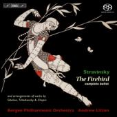 Album artwork for Igor Stravinsky: L'Oiseau de feu (The Firebird)