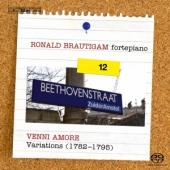 Album artwork for Beethoven: Complete Works for Piano, Vol.12 - Vari