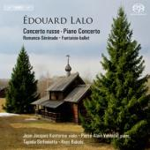 Album artwork for Lalo: Concerto russe, Piano Concerto