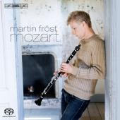 Album artwork for Mozart: Clarinet Concerto, Kegelstatt / Frost
