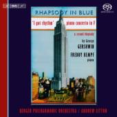 Album artwork for Gershwin: Rhapsody in Blue / Kempf