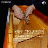 Album artwork for Mozart - Piano Concertos Nos 17 & 26 / Brautigam