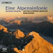 Album artwork for Strauss - Eine Alpensinfonie / Shipway