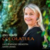Album artwork for Anu Komsi - Coloratura