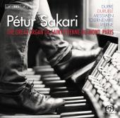 Album artwork for PETUR SAKAI - ORGAN RECITAL