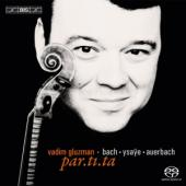 Album artwork for Vadim Gluzman – par.ti.ta