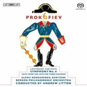 Album artwork for Prokofiev - Symphony No. 6 / Litton
