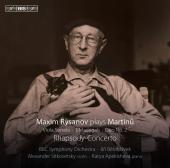 Album artwork for Martinu: Works for Viola - Maxim Rysanov