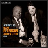 Album artwork for A Tribute to Oscar Peterson / Litton