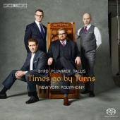 Album artwork for New York Polyphony - Times go by Turns