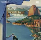 Album artwork for Respighi: Brazilian Impressions