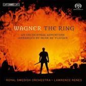 Album artwork for Wagner: The Ring - An Orchestral Adventure
