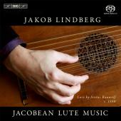 Album artwork for Jakob Lindberg: Jacobean Lute Music