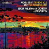 Album artwork for Rachmaninoff: Symphony No. 2 in E Minor, Op. 27 -