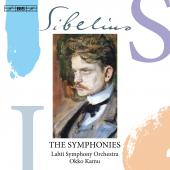 Album artwork for Sibelius: The Symphonies