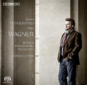 Album artwork for Rutherford sings Wagner