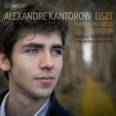 Album artwork for LISZT: PIANO CONCERTOS