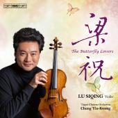 Album artwork for THE BUTTERFLY LOVERS CONCERTO