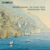 Album artwork for MENDELSSOHN: PIANO TRIOS