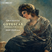 Album artwork for Granados: Goyescas - Escenas poéticas